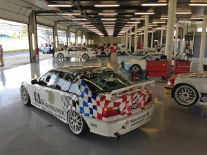 Superb Touring Cars – one reason to be at the Silverstone Classic in July – and Oulton Park next month... Photo: Andrew Charman