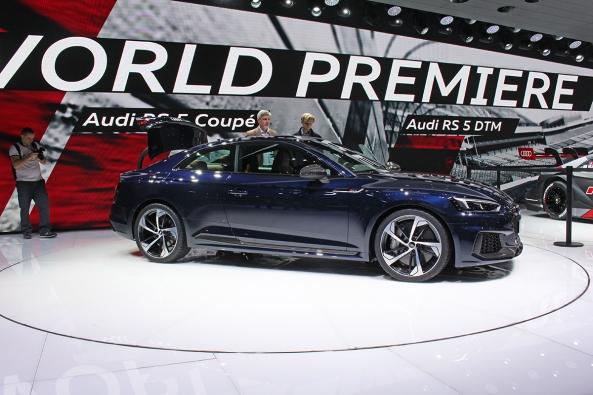 Geneva Motor Show Audi