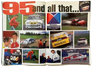 Super Touring 1995 spread