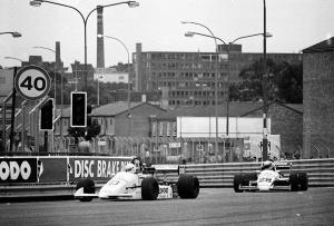 Birmingham Superprix 1986