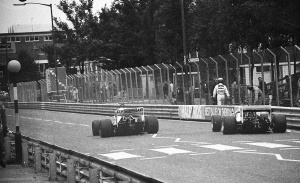 Birmingham Superprix 1986, crossing