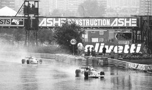 F3000, Birmingham Superprix 1986.