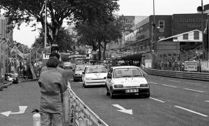 Birmingham Superprix 1987 Fiestas