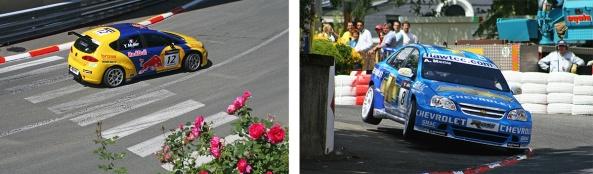 Pau WTCC, 2007