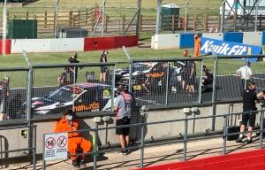 Donington BTCC grid 2020